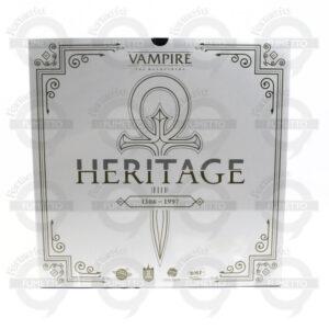 Vampire The Masquerade, Heritage