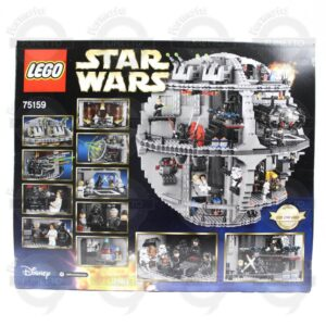Lego, Disney, Star Wars Morte Nera